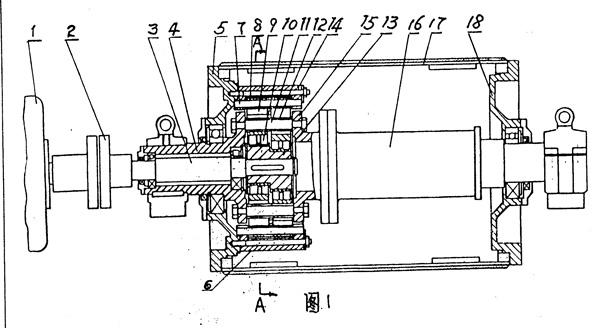 组合式减速机